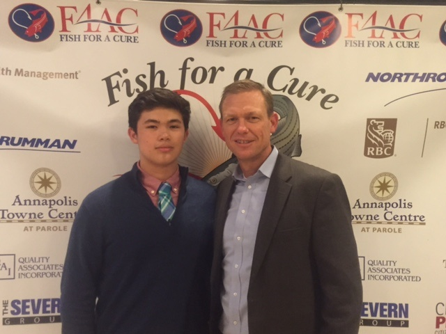 fish for a cure